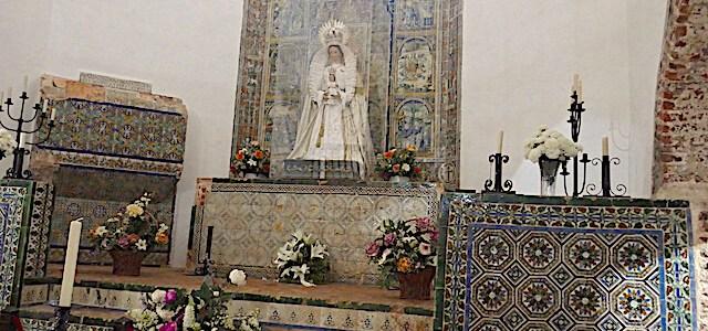 Monasterio de Tentudía, mudéjar y renacentista