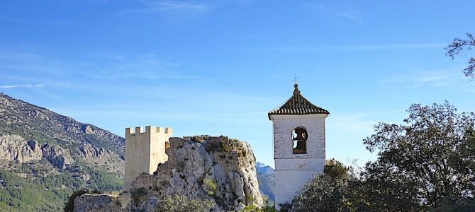 """Guadalest, """"poderoso motivo de peregrinación"""""""