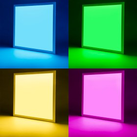 LUMIworld LED Panels mit RGBW Licht