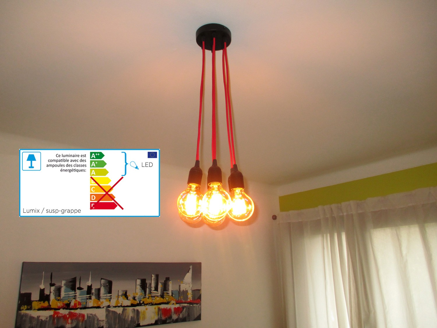 Ampoules With Multi Suspension Lampadaire AmpouleBest Multiple rCBoWxed