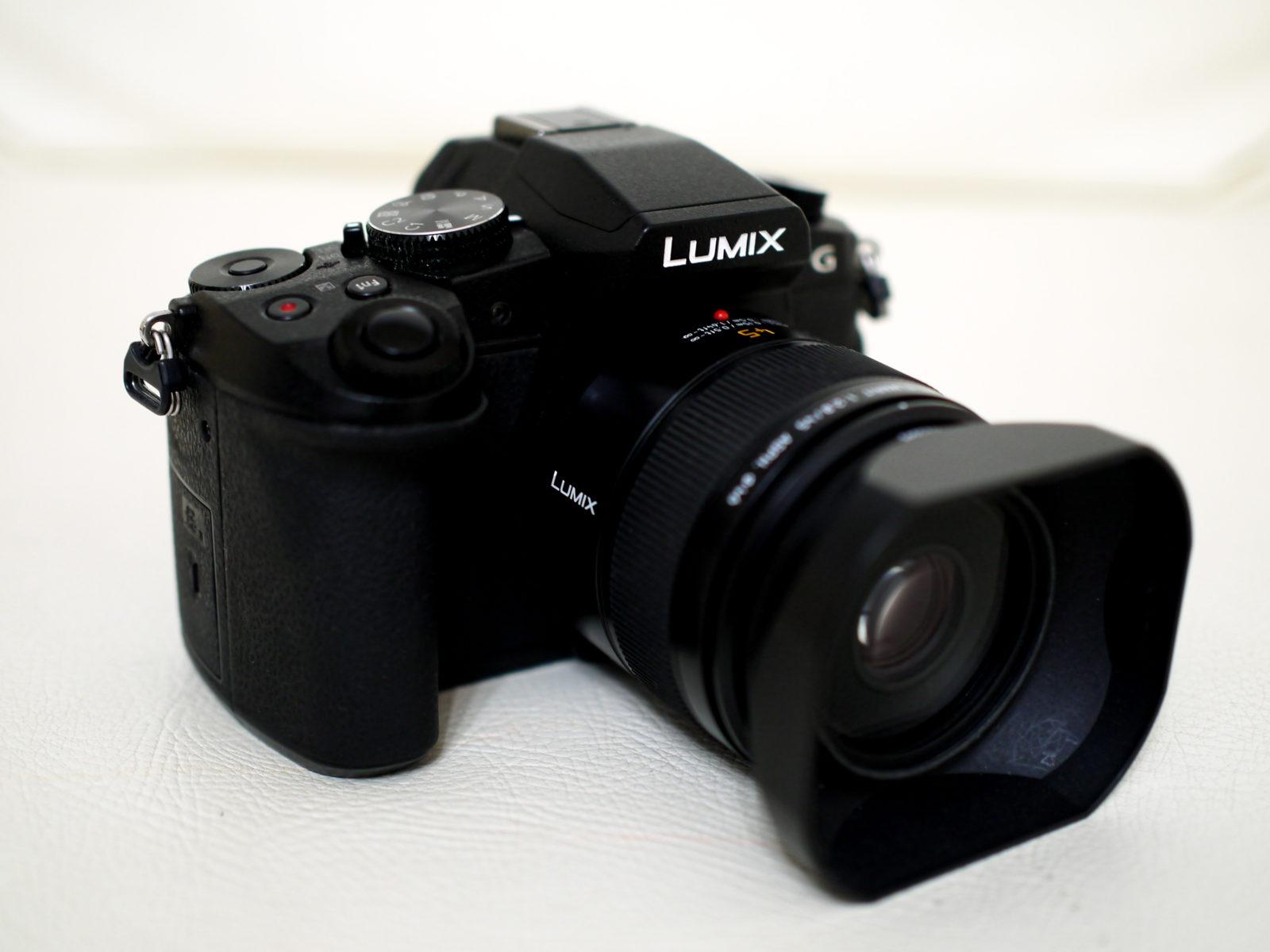 LUMIX G8 + LEICA MACRO 45mm