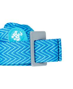 Manduka GO Move yogamatteslynge pacific blue