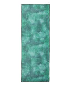 Mattehåndkle eQua Camo Tie Dye Green