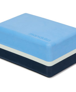 Manduka recycled foam block - yogablokk Surf