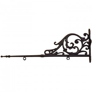Cast iron letter boxes house signs and products made by