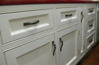 Cast Iron Cabinet Draw and Door Handles