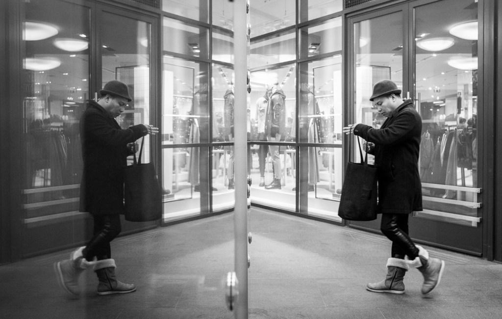 Window Shopper, Den Haag