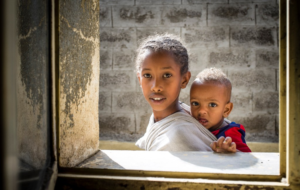 Children of Ethiopia #1