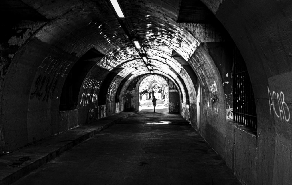 Tunnel atmosphere #2