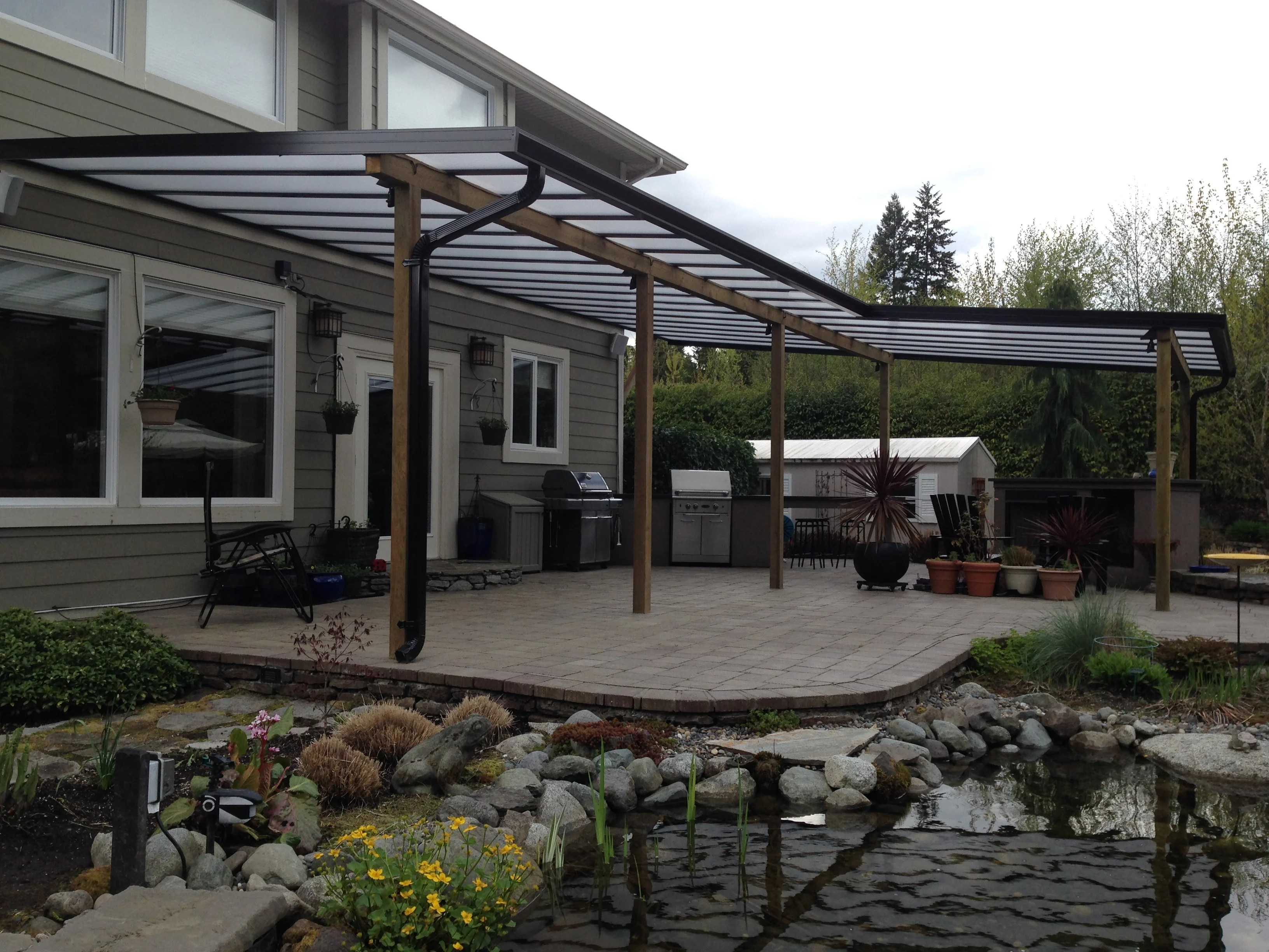 Patio Covers for Buffalo New York and More  Lumon USA