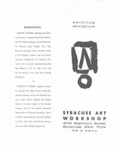 Syracuse.ArtWorkshop