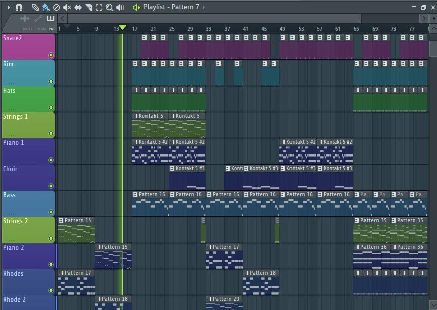 Fl-studio.