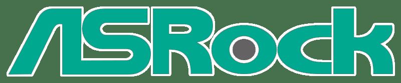 Asrock логотипі