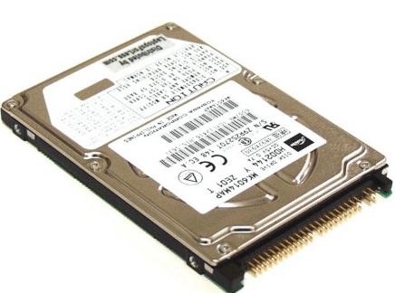 Ноутбуктан қатты диск