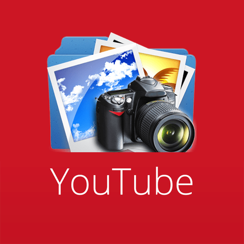 YouTube-ге сурет салу керек