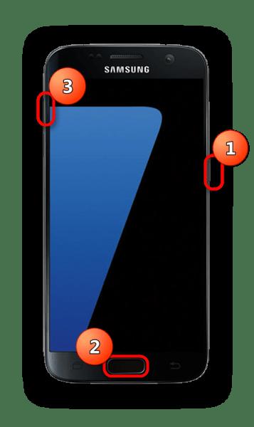 ورود به سیستم Samsung گوشی هوشمند