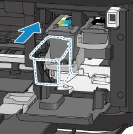 Canon yazıcısına yeni bir kartuş ekle
