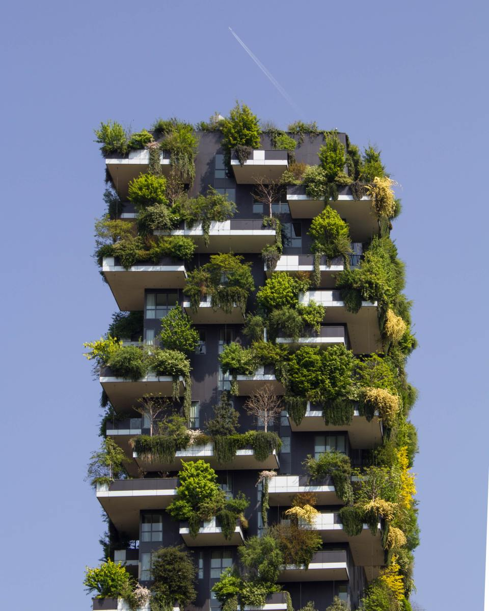At-home Talks About Sustainability #1: The paradox of the 21st-century architecture – LUMS at WBCSD