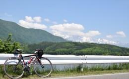 AACR2015 その2 スタート~白馬ジャンプ台(往路)