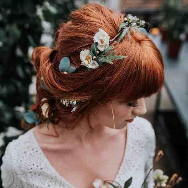 Eden Flower Hair Vine