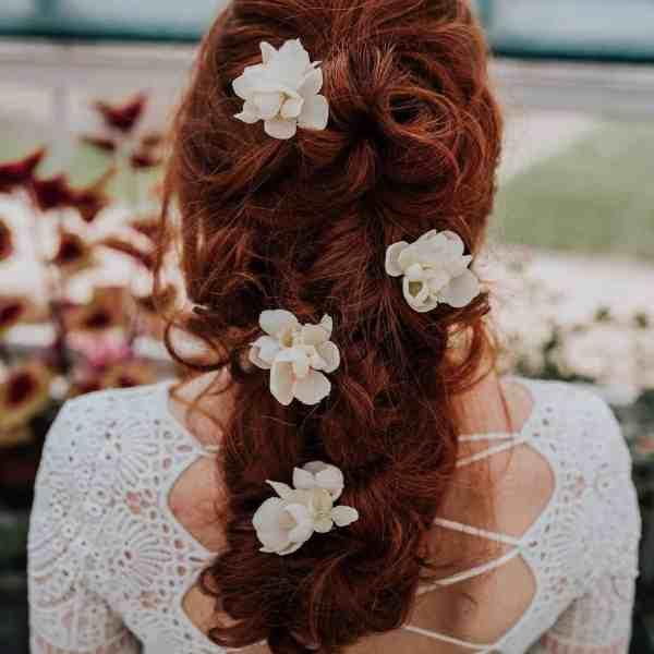 Savannah Blossom Hair Pin