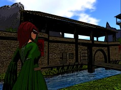 Red hair outside Brundisium