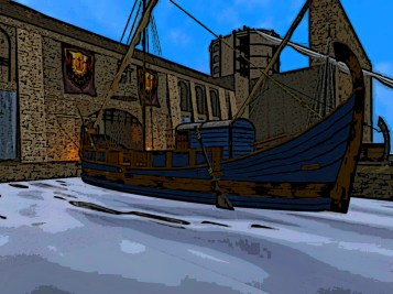 Harbour of Cartius