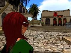 Red hair in Oasis of Nine Wells