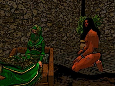 Free Woman and kajirus