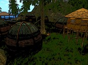 Inside the Forest Moon camp