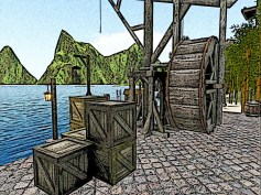 NLO docks