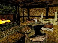 Di Jan cove blacksmith
