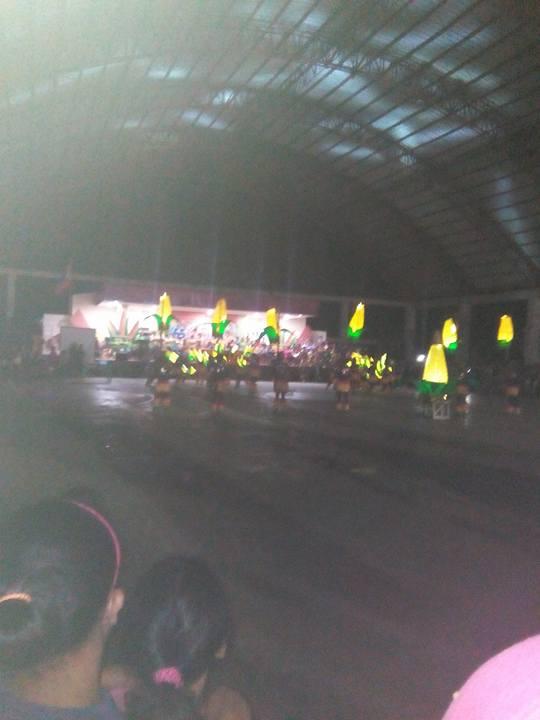 lantern dance araw ng Claveria