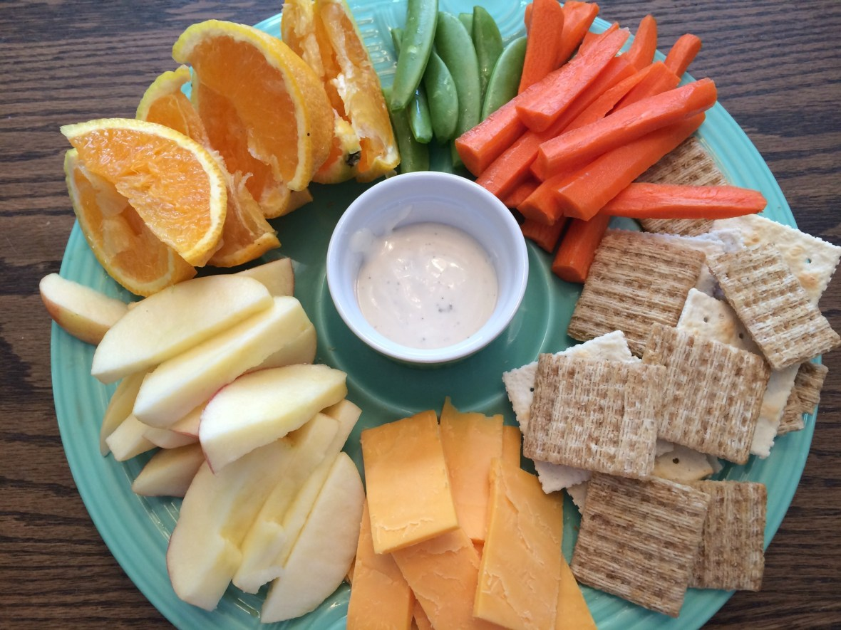 Snack-Platter