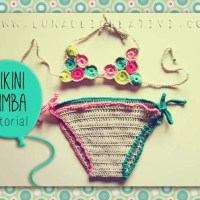 Bikini Bimba a Crochet: Tutorial