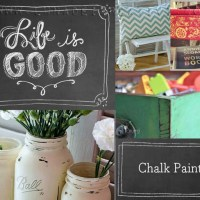 Pittura Chalk Paint: Cos'è?