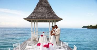 Casatorie pe malul oceanului