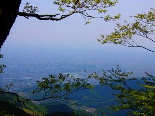 Mt Oyama, Japan