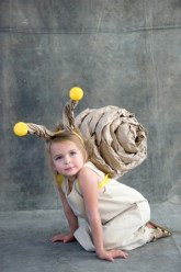 Literally crumpled kraft paper and a little yellow paint. I'd totally rock this.