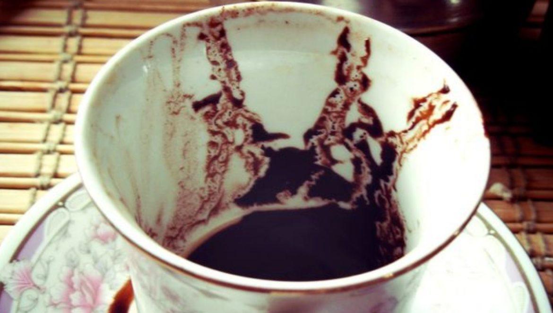 Гадание на кофейной гуще. Онлайн гадание на кофейной гуще
