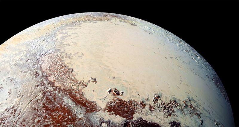Плутон в ретро движении
