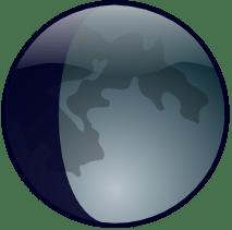 Луна 24 июня 2018
