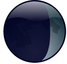 Луна 12 августа 2018