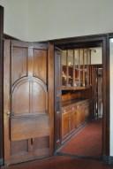 Breakers door to butlers pantry