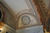 Breakers mosaic ceiling