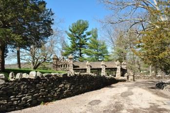 Gillette castle path to grand central