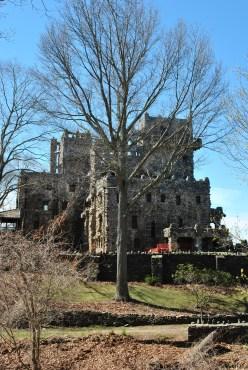 Gillette castle view
