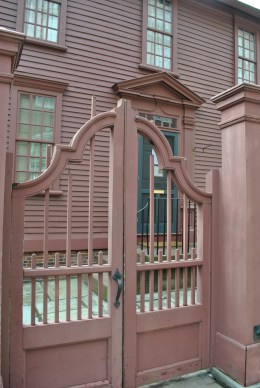 Providence Biltmore CZT 27 city views old house gate