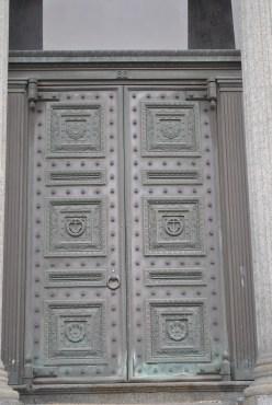 Providence Biltmore CZT 27 city views old stone bank door close up