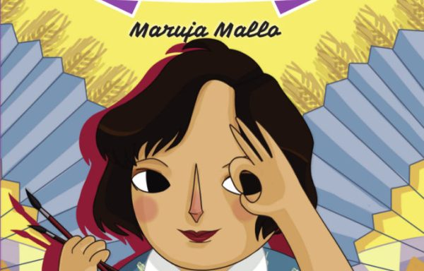 MULLERES BRAVAS DA NOSA HISTORIA: MARUJA MALLO